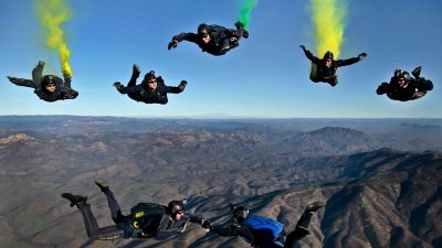 costs of skydiving